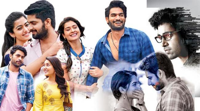 Special story to small  telugu movies in 2018 - Sakshi