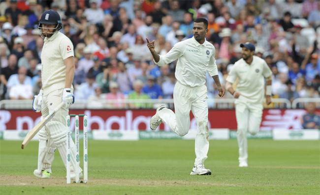 England Vs India Test Match In Nottingham, Team India 329 All out - Sakshi