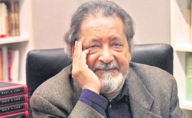 Great Writer Sire Vidhyadhar Suraj Prasad Naipaul - Sakshi