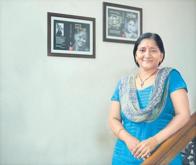 Special story to savitri auther garlapati pallavi - Sakshi