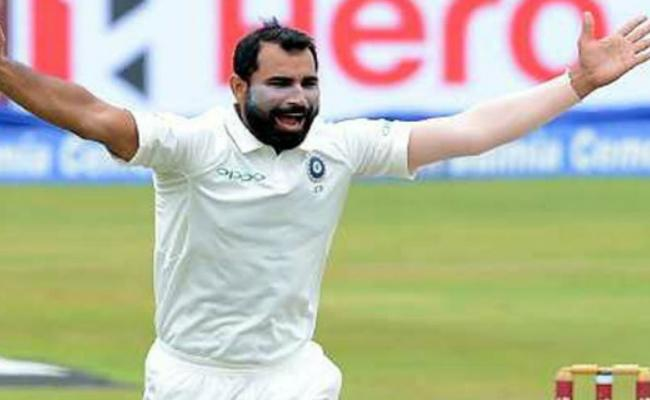 Love for cricket helped me fight off field problems, Shami - Sakshi