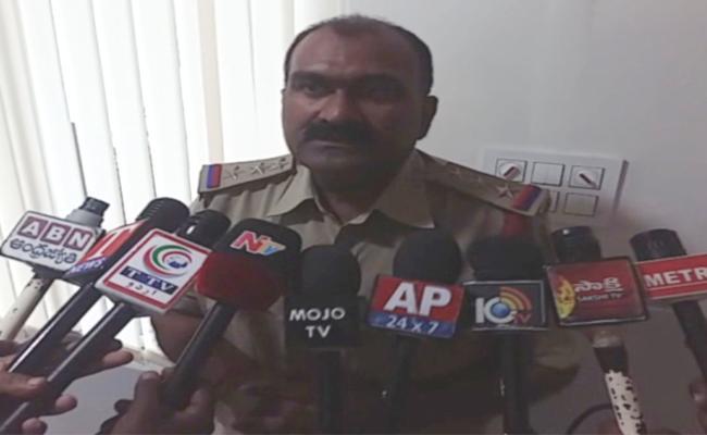 Bahadurguda Land Dispute Revolver Firings In Hyderabad - Sakshi