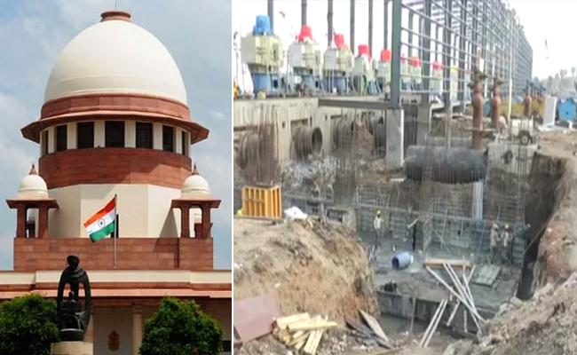 Supreme Court Notice To AP And Central Governments On Polavaram - Sakshi