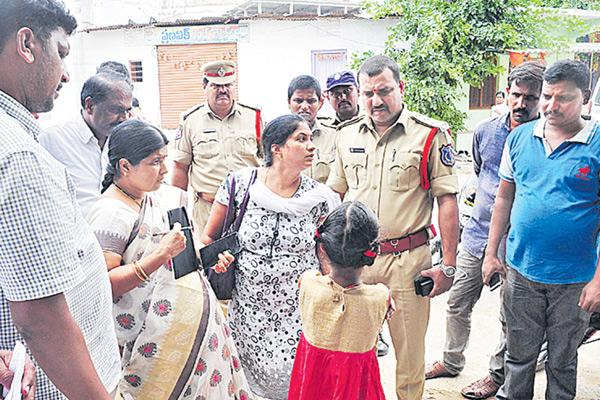 11 trafficked minors, given sex hormone injections, rescued - Sakshi