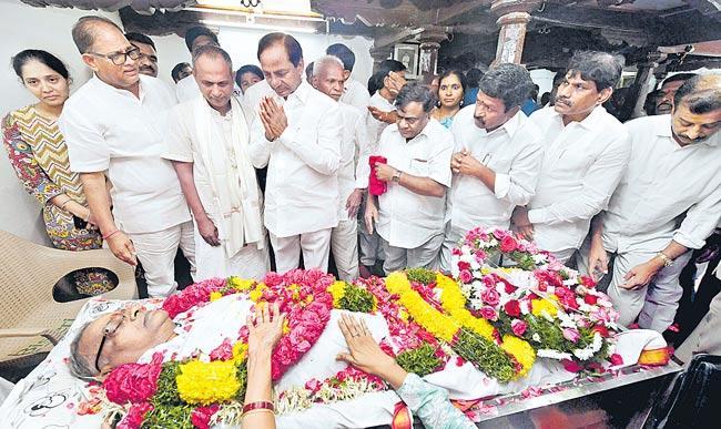 Former MP P. Manik Reddy passed away - Sakshi