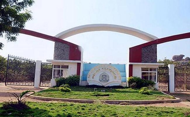 Governor E. S.L. Narasimhan PHD Details Satavahana University Karimnagar - Sakshi