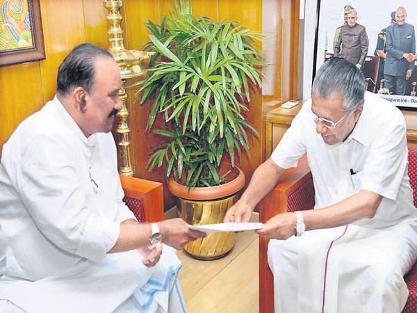 Rs 25 crore donation to Kerala - Sakshi