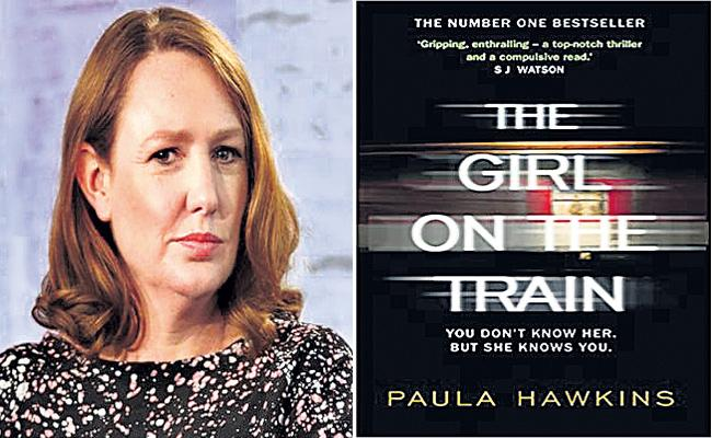 Paula Hawkins The Girl On The Train - Sakshi