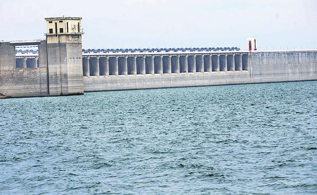 Nagarjuna Sagar Project Water To Agriculture - Sakshi