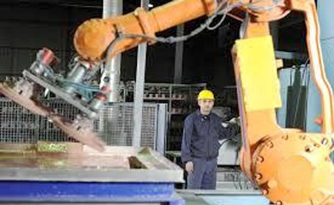 People Are Set To Lose Their Jobs In Robot Revolution - Sakshi
