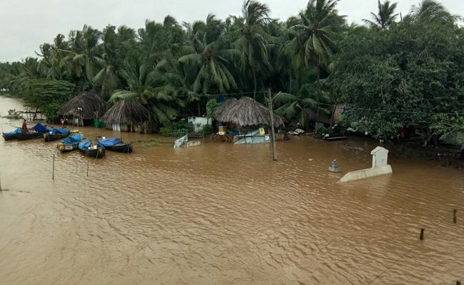 Heavy Rains In Andhra Pradesh - Sakshi