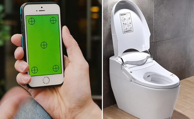 Toilet Better Than Mobile Screen Revealed New Survey - Sakshi