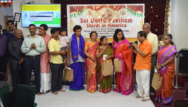 Sai Datta Peetham conducts Carnatic music in South Plainfield - Sakshi
