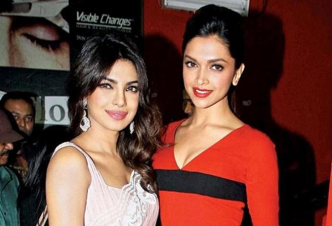 where is deepika padukone in priyanka chopra engagement - Sakshi