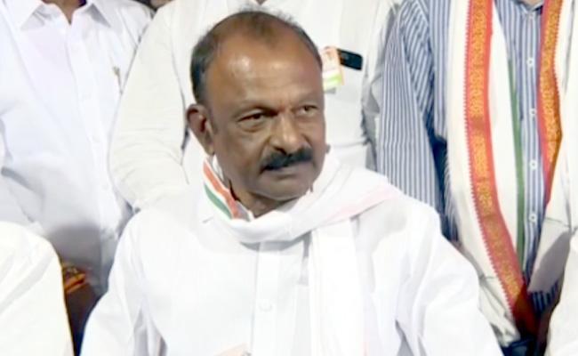 Raghuveera reddy Responds On Alliance With TDP - Sakshi