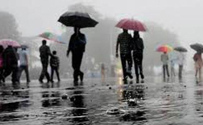 Weather Report Heavy Rains For Two Days In Telangana - Sakshi