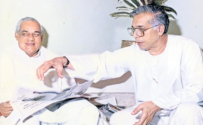 ABK Prasad Article On Atal Bihari Vajpayee - Sakshi