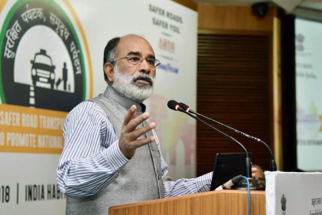 K J Alphons Asked Skilled Workers Help To Kerala People - Sakshi