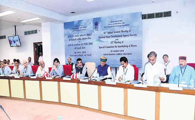 Harish Rao Meeting Held With Nitin Gadkari In New Delhi - Sakshi
