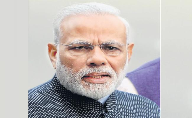 Narendra Modi Ready To Talk With Pakistan PM Imran Khan - Sakshi