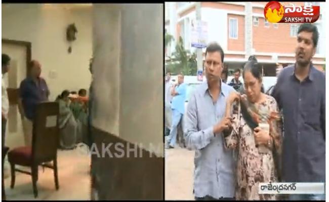 Progress In Agarwals Murder Case - Sakshi
