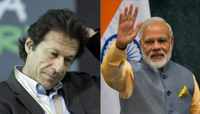 Pakistan PM Imran Khan Relations With India - Sakshi