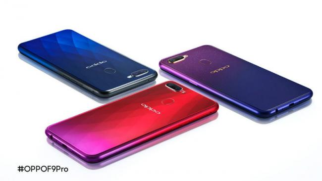 Oppo F9 Pro Launching Specifications, Feature expectations - Sakshi