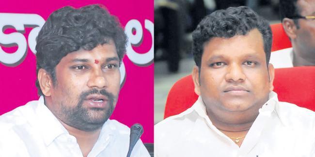 TRS leaders slam Uttam Kumar Reddy - Sakshi