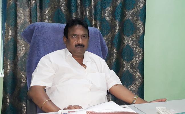 Vaman Rao Statement On Joining In YSR Congress Party - Sakshi