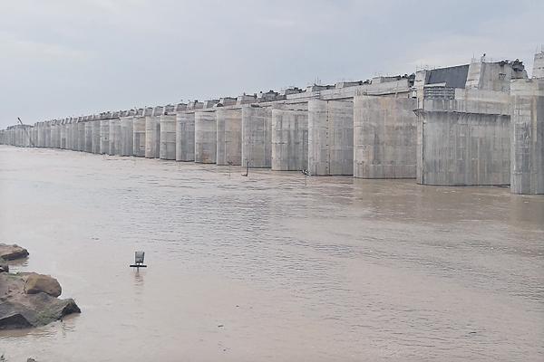 NGT line clear on kaleshwaram project - Sakshi