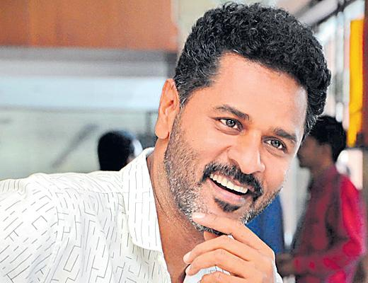 Telugu songs fill me with energy: Prabhu Deva - Sakshi