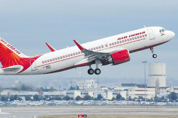 Government plans to transfer Air India's non-core assets to SPV - Sakshi