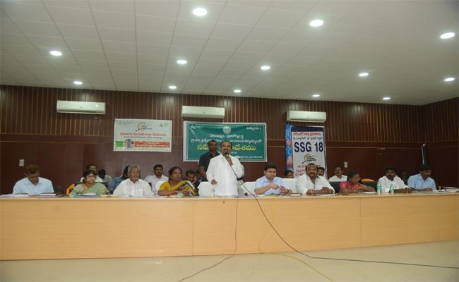 Etela Rajender Comments On Gram Panchayat Sarpanch Karimnagar - Sakshi