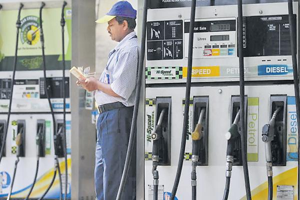 No GST on petrol, diesel in near future as Centre - Sakshi