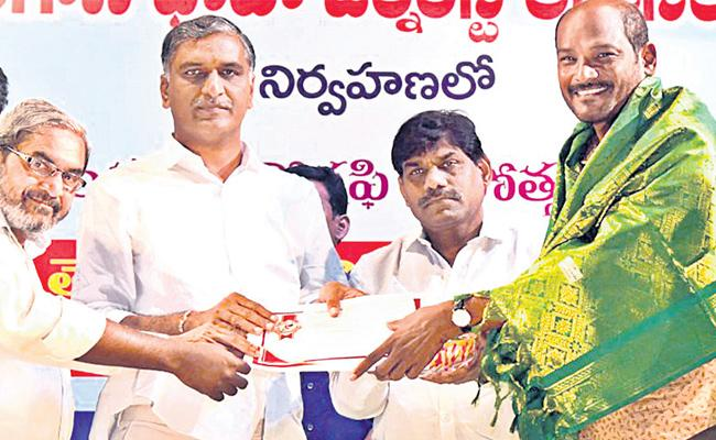 House And Lands For journalists In Hyderabad - Sakshi