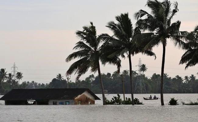 Kerala Floods, Rescue Team Saves Mentally Disabled People - Sakshi