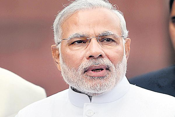 India-China Dispute and Border Conflicts Under Control: Modi - Sakshi