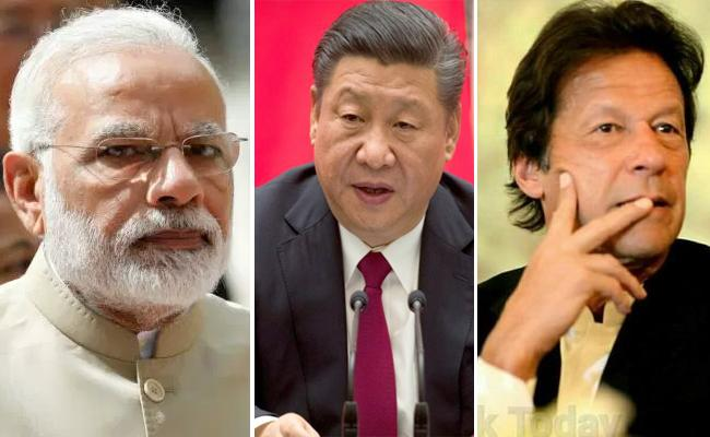 Pakistan And India Relations Are Important Says China - Sakshi