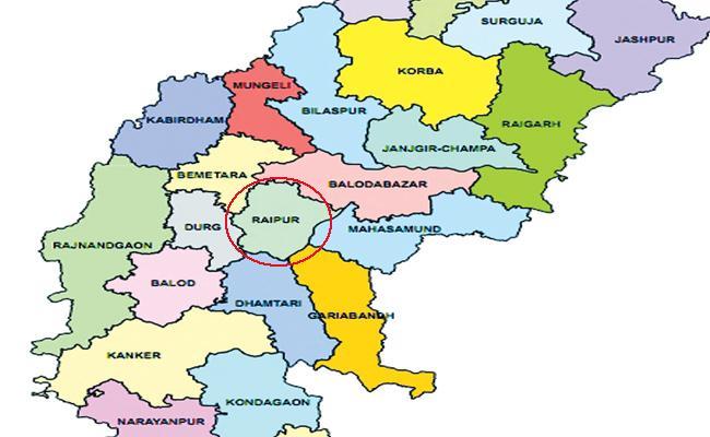 Chhattisgarh Capital Named As Atal Nagar - Sakshi