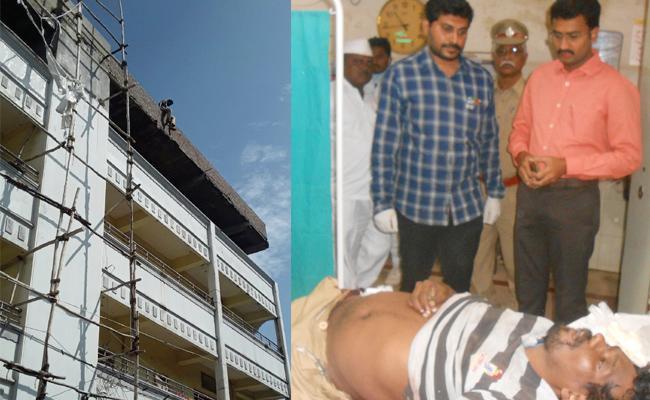 Man Suicide In Guntur East - Sakshi