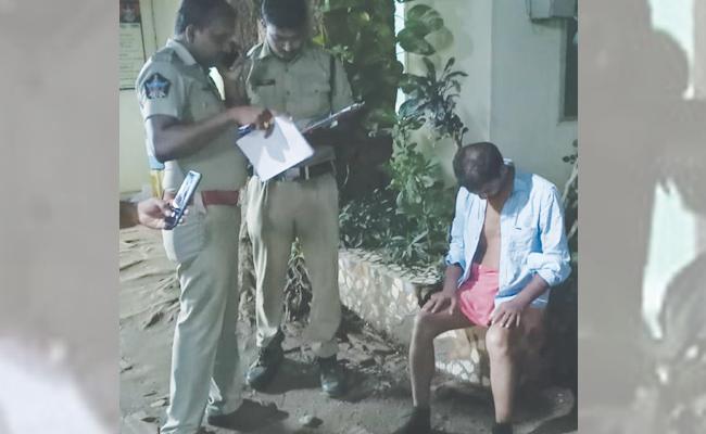 Teacher Molestation On Girl In Eluru West Godavari - Sakshi