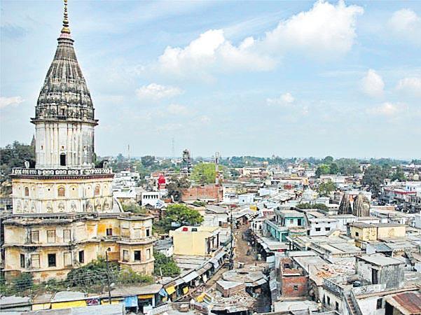 Could Bring Legislation to Build Ram Mandir in Ayodhya if SC Verdict - Sakshi