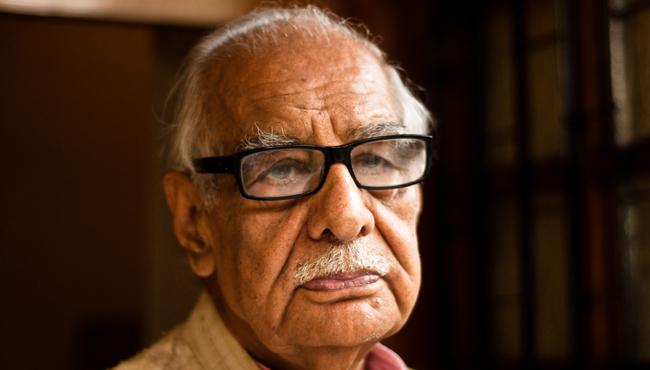 Journalist Kuldip Nayar passes away - Sakshi