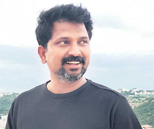 cameraman s manikandan about geetha govindam movie - Sakshi