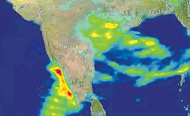 11 of 36 subdivisions of IMD record deficient rainfall - Sakshi