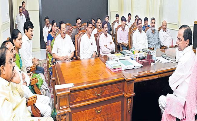 CM KCR Boon To Singareni Workers 27 Percent Share Profit - Sakshi