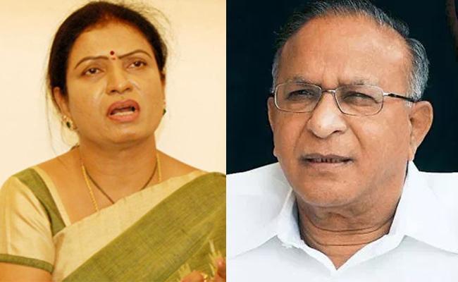 DK Aruna Chit Chat - Sakshi
