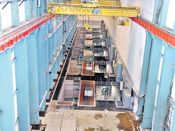 Hydro power production as swing - Sakshi