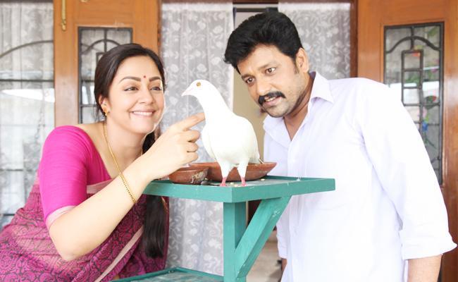 Jyothika Kaatrin Mozhi Is Family Entertainer - Sakshi