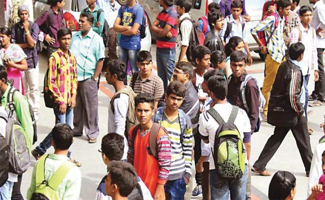 Telangana Private Junior Colleges Bandh On 27th August - Sakshi
